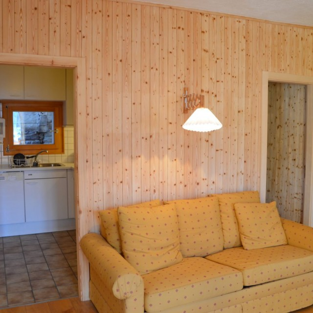 Appartement au coeur du village, calme, confortable, belle vue